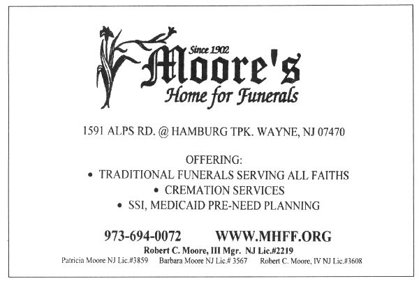 Moore's Funeral Home